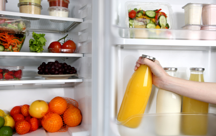 The Healthy Fridge
