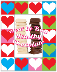 how to buy healthy chocolate